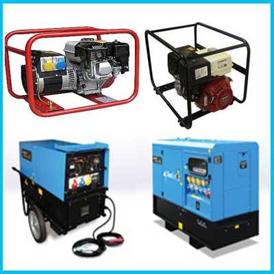generator hinring
